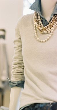 Almost autumn! You can wear white!!