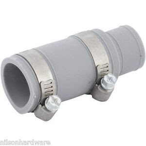 Electric faucet water heater: Pvc dishwasher drain connector