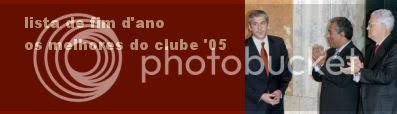 Os melhores do Clube '05