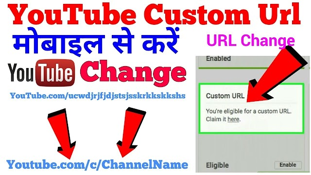 Custom YouTube URL For Your Channel