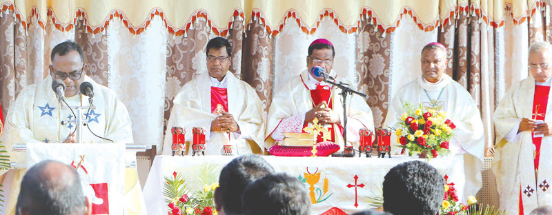 St. Anthony's Church, Kachchativu holds annual feast