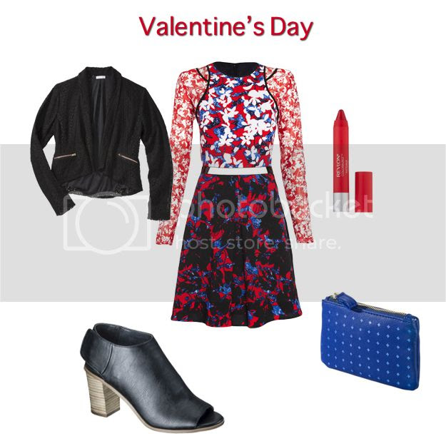 Peter Pilotto for Target lookbook - Valentine's Day