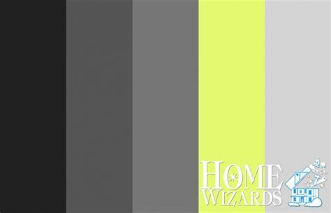 Color Palette   Rock 'n' Roll!   Home Wizards