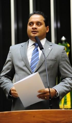 Deputado Weverton Rocha
