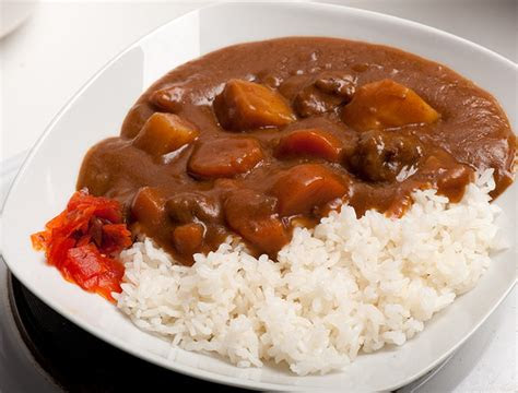 homemade japanese curry rice recipe dishmaps