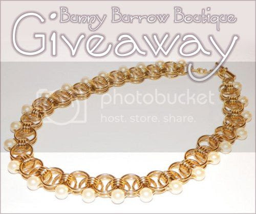 Vintage Necklace by Bunny Burrow Boutique