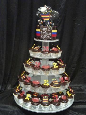 Boys 18th and 21st cake 2   Heidelberg Cakes
