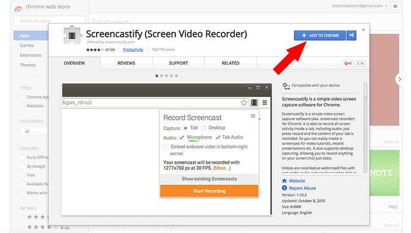 How to Save Google Slides Presentation to Video - Free ...