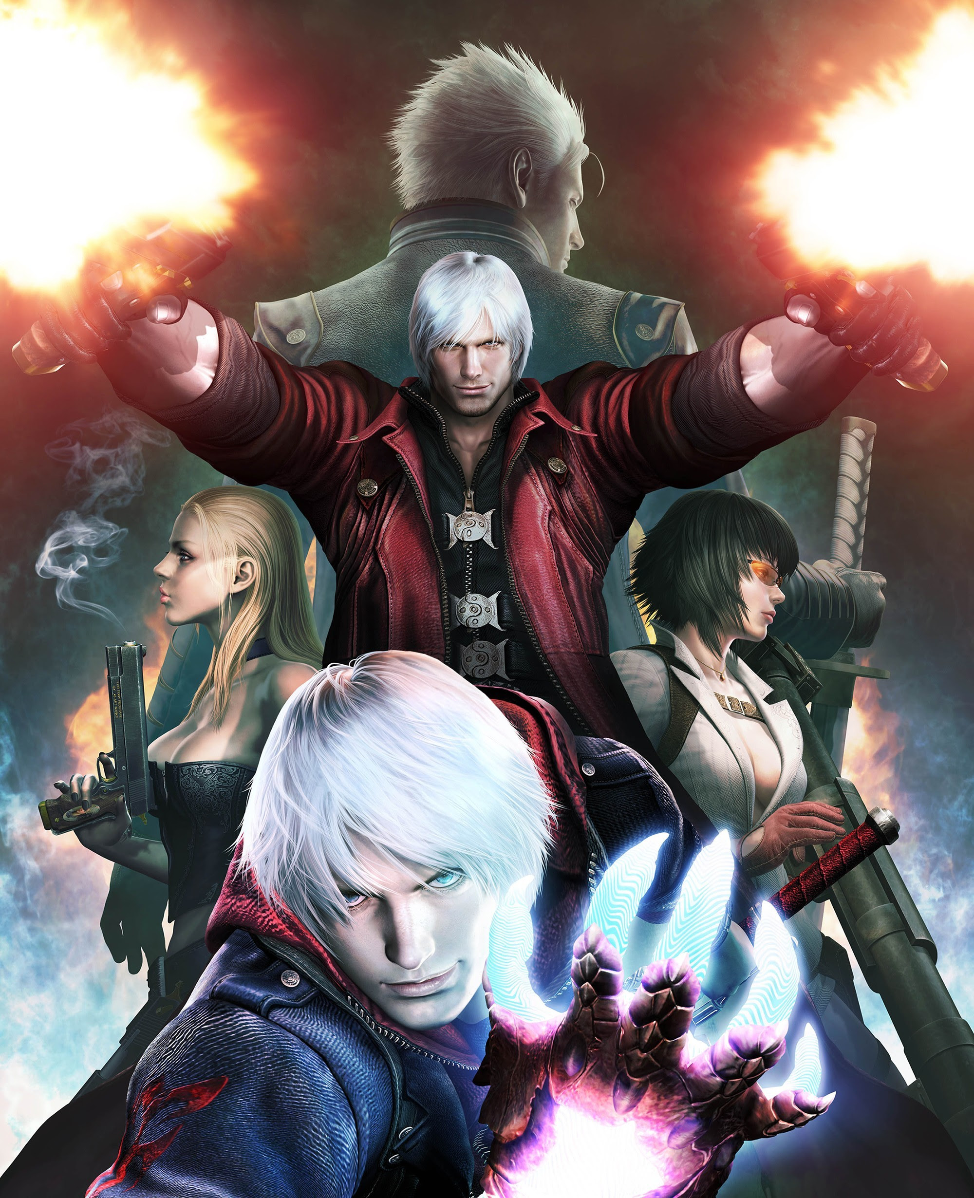 Devil May Cry 4 Wallpaper 69 Images