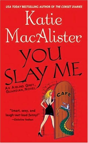 #BookReview: You Slay Me by Katie McAlister