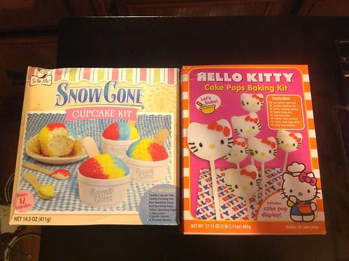 Cake Pop kits