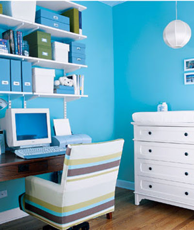 20 Ideas To Organize Workspace In Bedroom | Shelterness