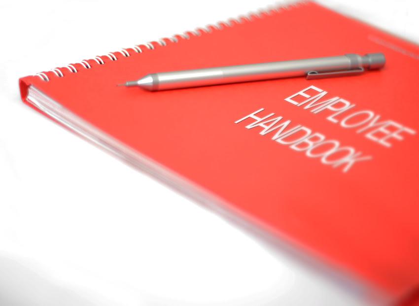Sample Employee Handbook Small Business New Sample P