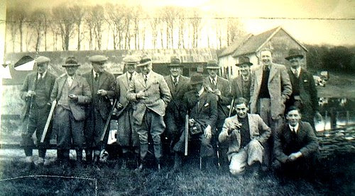 Headbourne Worthy Shoot 1936