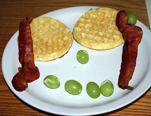 a happy breakfast