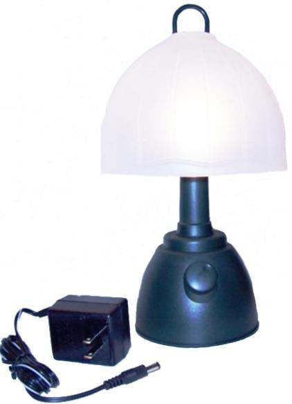 Battery Powered Desk Lamps on Battery Powered Table Lamp With Ac Adapter