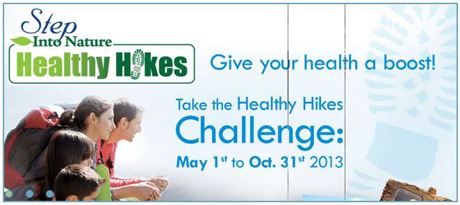 healthy hikes