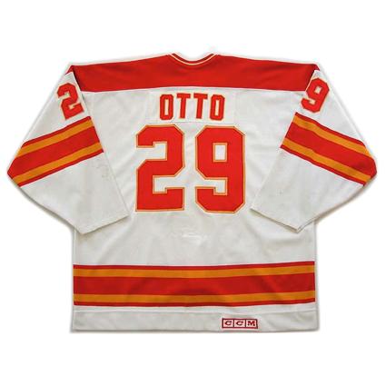 Calgary Flames 89-90 jersey
