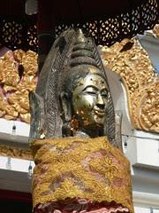 Holy Grandmother Phra Mae Ya Shrine in Sukhothai