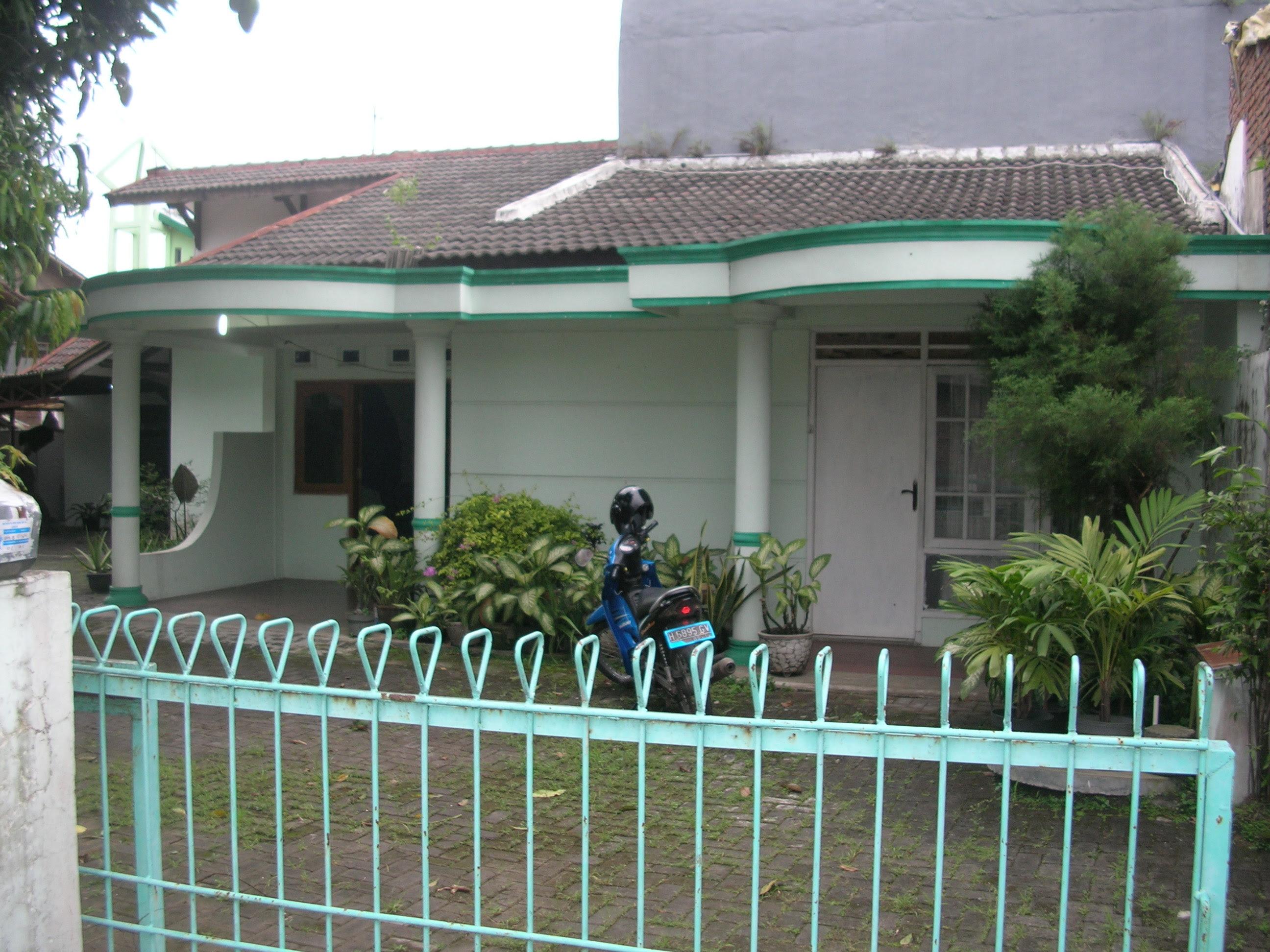 Gambar Warna Cat Yg Cocok Untuk Rumah Semi Permanen Sobhome