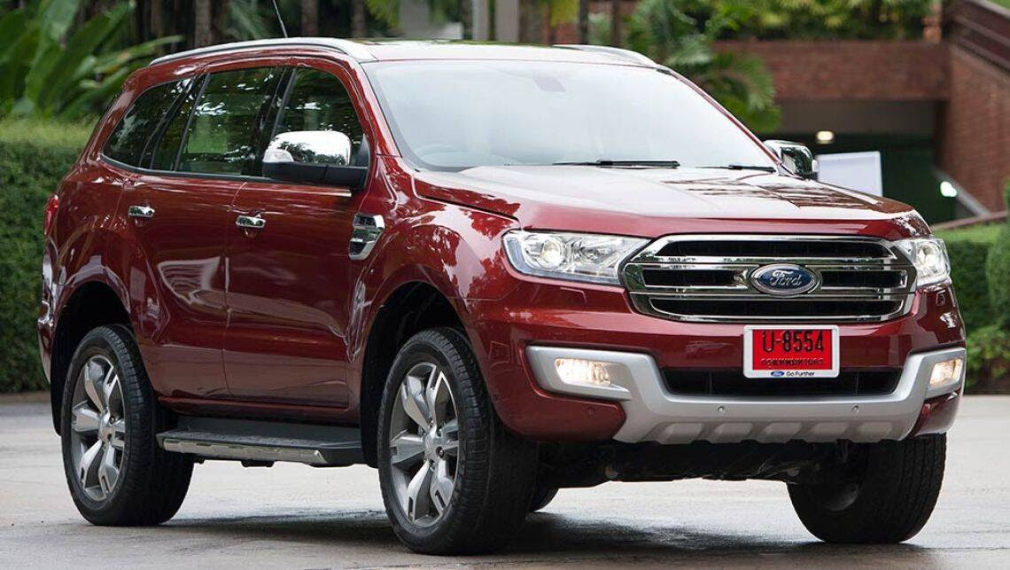 Ford Everest 2015 | 2017 - 2018 Best Cars Reviews