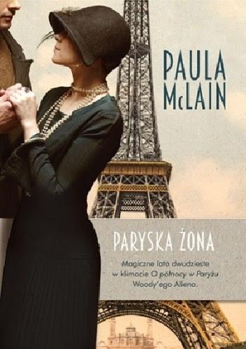 Okładka książki Paryska żona