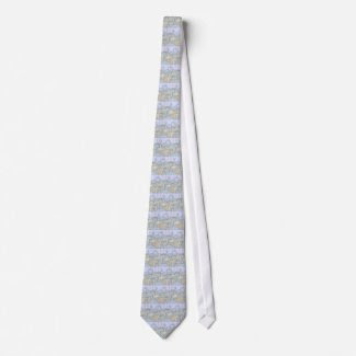 SeaLife Two Neck Tie