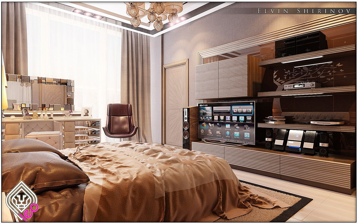 Creating Bedroom with Music Theme - Home Decor & Design ...