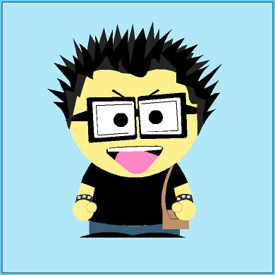 My South Park Portrait