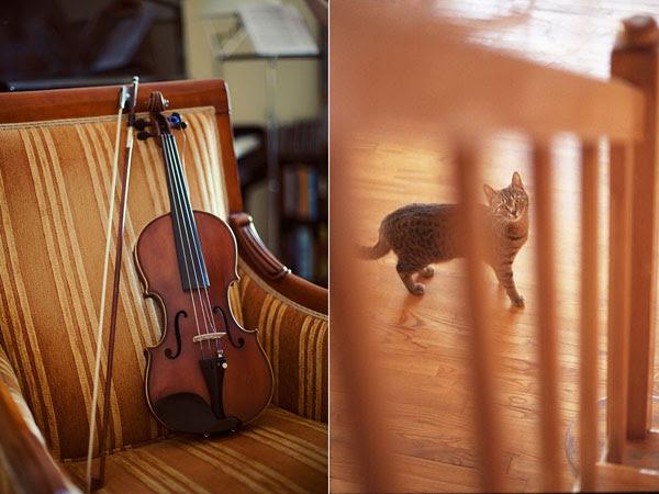 The Music Upstairs