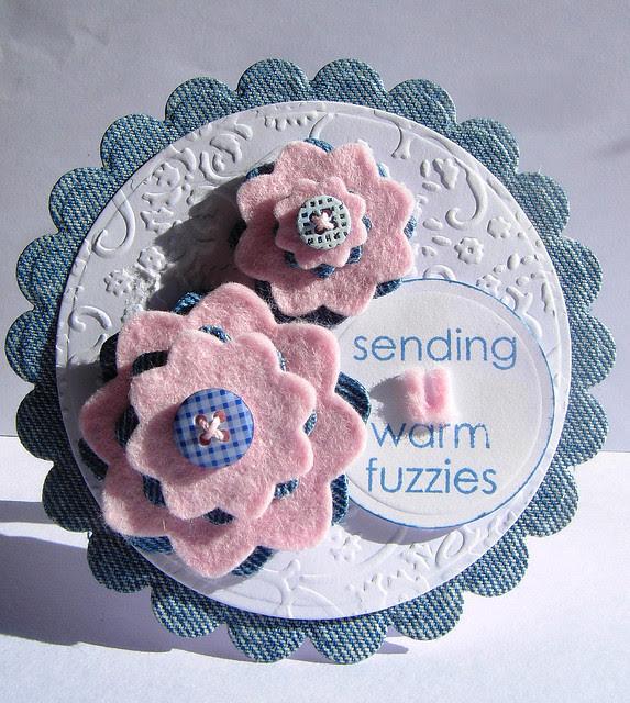 Sending You Warm Fuzzies