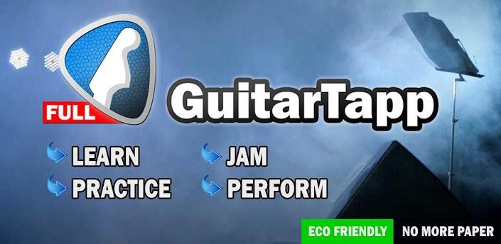 GuitarTapp Tabs & Chords apk