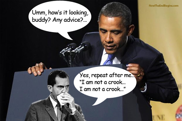 Image result for obama watergate