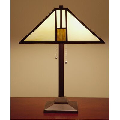 Bronze Mission Table Lamp | Wayfair