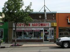 666 Main Corydon hardware