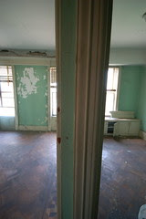 Dining Room/Kitchen Before