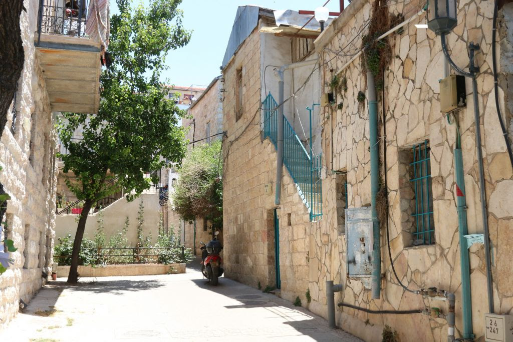 The Neve Shalom neighborhood of Jerusalem (Shmuel Bar-Am)