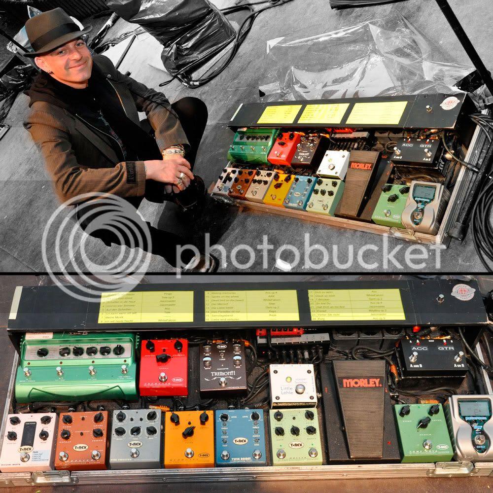 Pascal Kravetz gear
