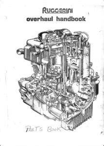 Ruggerini Diesel Engines - MARINE DIESEL BASICS