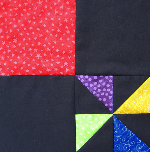 Pinwheel Party Block 3