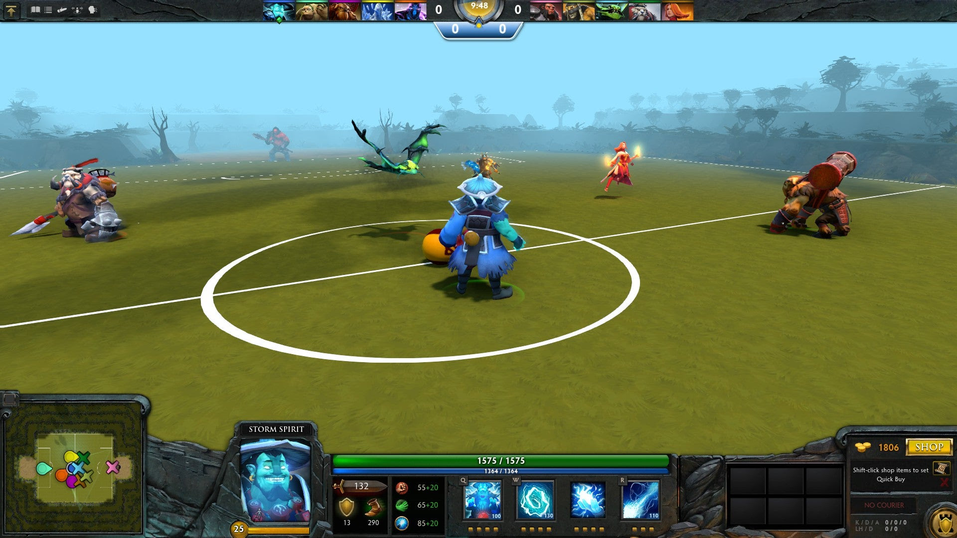 Someone\u002639;s Putting Soccer Into Dota 2  Kotaku Australia