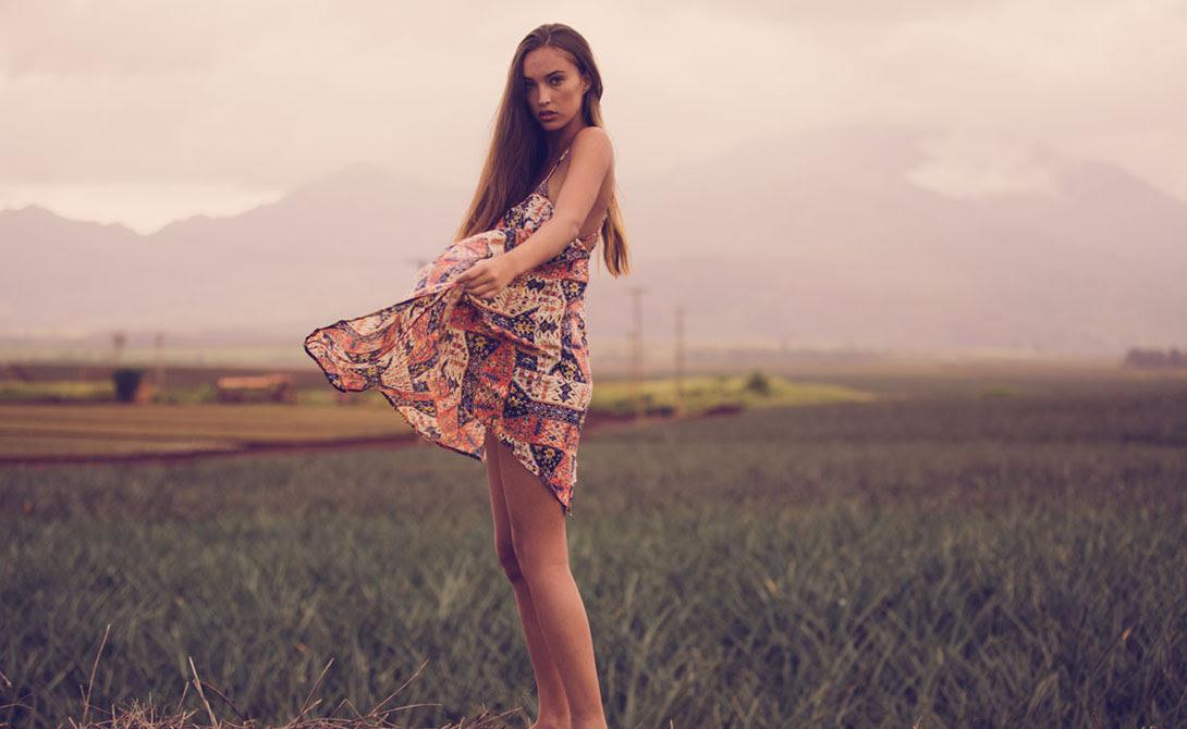 Шанель Стюарт: естественная магия красоты