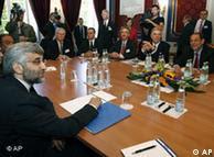 مذاکرات نمایندگان گروه شش و ایران در ژنو - اول اکتبر ۲۰۰۹