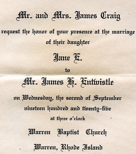 Jane E. Craig and James H. Entwistle by midgefrazel