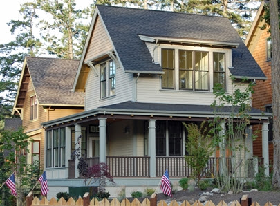 Small Cottage Plans from Perfect Little House Company