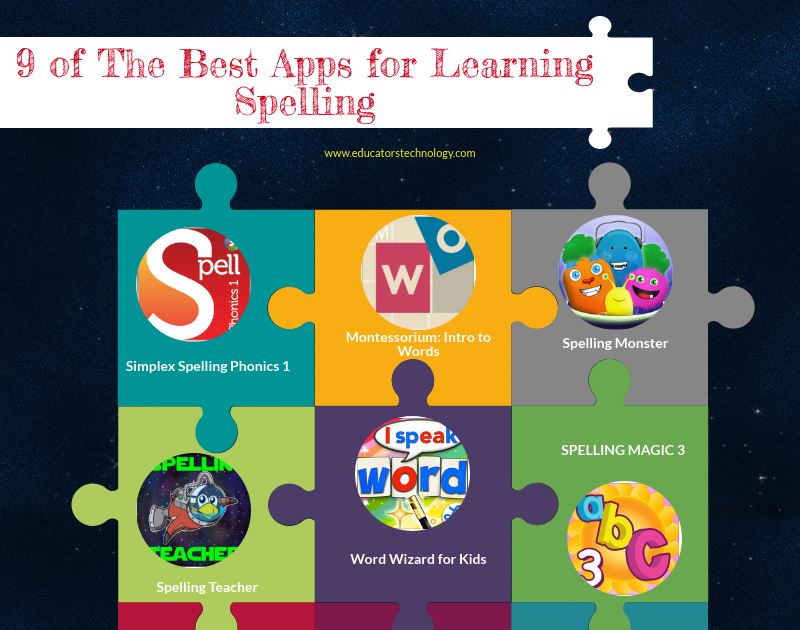 9 of The Best Apps for Learning Spelling | Educational