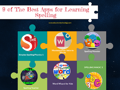 Spelling Learning Apps Students