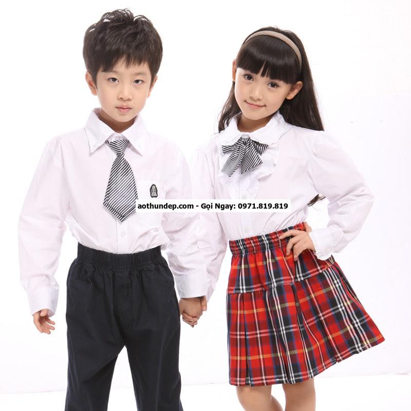 đồng phục học sinh đức hạnh