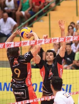 Campinas x Juiz de Fora vôlei Superliga (Foto: Cinara Piccolo / Vôlei Brasil Kirin)