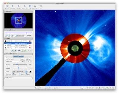 JHelioviewer: Εξερευνήστε τον Ήλιο